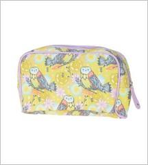 Cosmetic Case Large - Owl