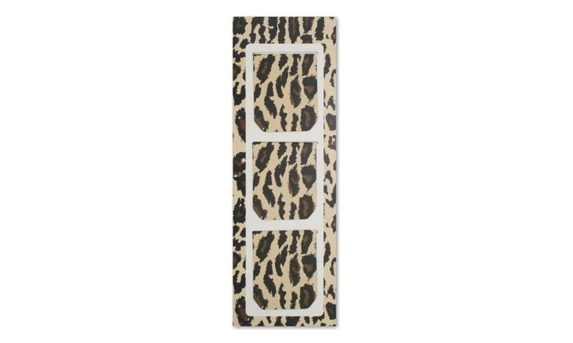 Magnetic Bookmarks - Classic Leopard
