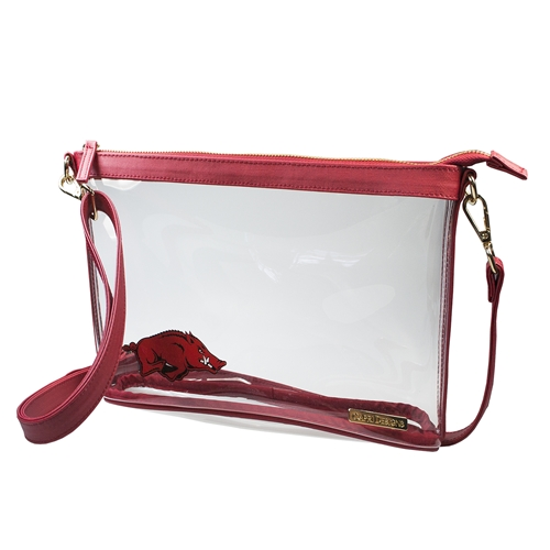 Large Crossbody - University of Arkansas, Fayetteville