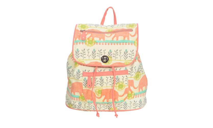 Slouch Backpack - Elephant