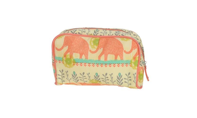 Cosmetic Case Large - Elephant