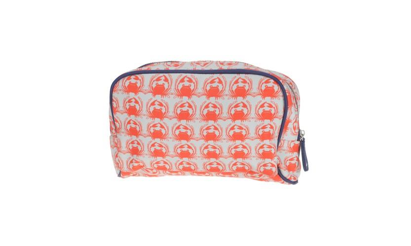 Cosmetic Case Large - Crab