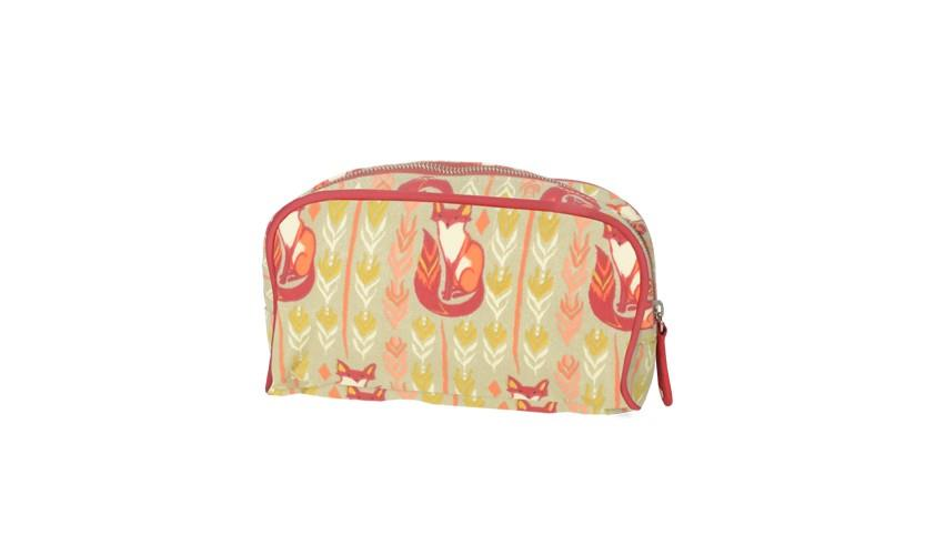 Cosmetic Case Small - Fox