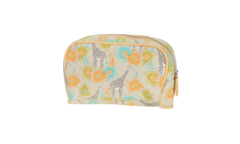 Cosmetic Case Large - Giraffe