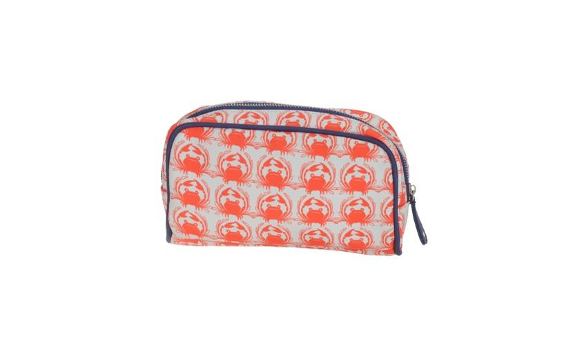 Cosmetic Case Small - Crab