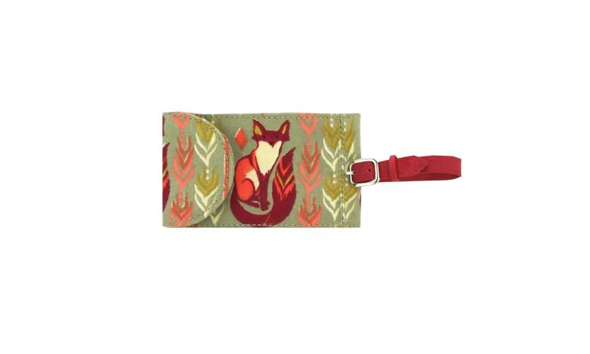 Luggage Tag - Fox