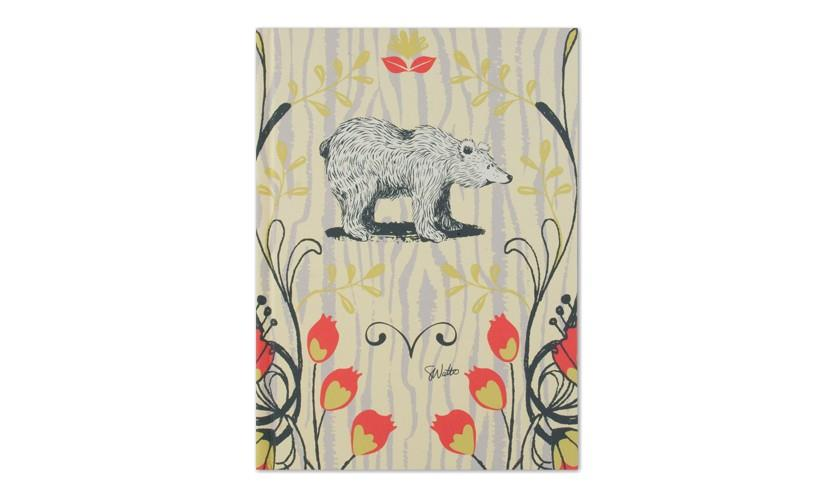Woodland Journal - Bear