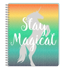 Sprial Notebook - Magical