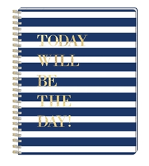 Sprial Notebook - Today