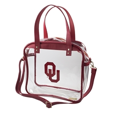 Carryall Tote - University of Oklahoma
