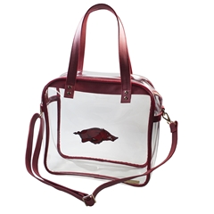Carryall Tote - University of Arkansas Fayetteville