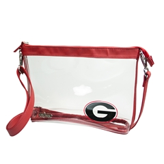 Large Crossbody - University of Georgia