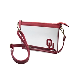 Small Crossbody - University of Oklahoma
