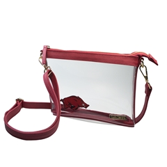 Small Crossbody - University of Arkansas, Fayetteville