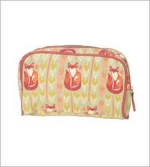 Cosmetic Case Large - Fox