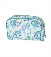 Cosmetic Case Large - Wolf