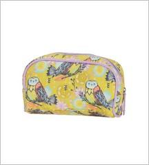 Cosmetic Case Small - Owl