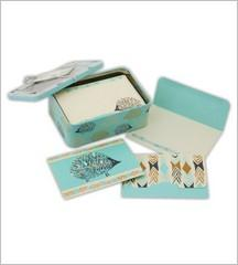 Note Card Tin Set - Hedgehog