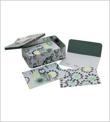 Note Card Tin Set - Wolf