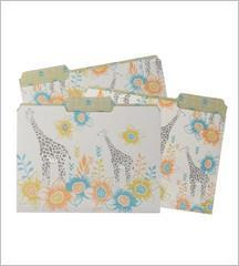 File Folder - Giraffe