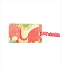 Luggage Tag - Elephant