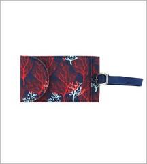 Luggage Tag - Coral