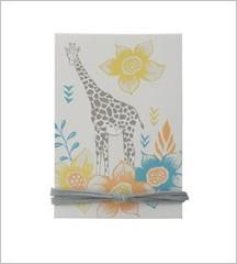 Pocket Notes - Giraffe