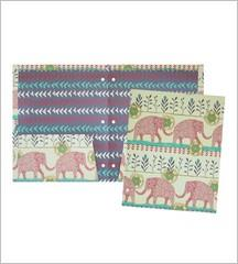 Pocket Folder – Elephant