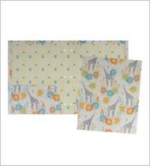 Pocket Folder - Giraffe